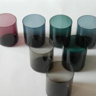 kolorowe szklanki1