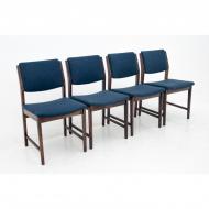 komplet-czterech-krzesel-polska-lata-60