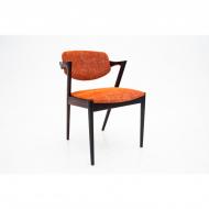 komplet-czterech-krzesel-proj-k-kristiansen-dania-lata-60 (3)