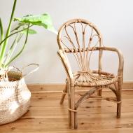 krzeselko ratanowe