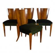 krzesla_art_deco_halabala_h-214_krzesel_4_sztuki_orzech_stare_antyk_projektowe_