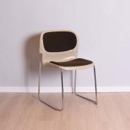 Krzesło Drabert proj. G. Lange, Niemcy, lata 80 (1)