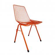krzesło druciane vintage henryk sztaba loft_ mag haus_1