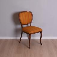 Krzesło Spahn Stadtlohn, Niemcy, lata 50 (1)
