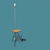 lampa bez tła