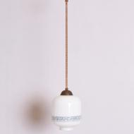 Lampa biurkowa, I poł. XX wieku. długa (1)