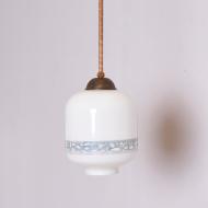Lampa biurkowa, I poł. XX wieku. długa (2)