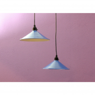 LAMPA DUNSKI DESIGN ZYRANDOL LATA 60 70 VINTAGE s 5t611