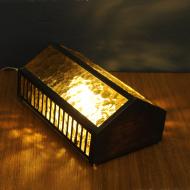 Lampa nascienna zolta 2ee