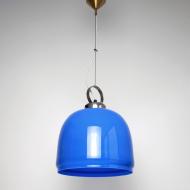 Lampa niebieska DDR (1)