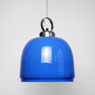 Lampa niebieska DDR (9)