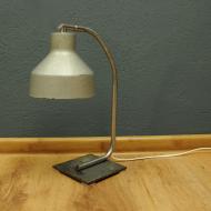 lampa srebrna młotkowa  jm
