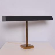 lampa stołowa amerykańska biurowa złota (2)