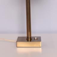 lampa stołowa amerykańska biurowa złota (4)