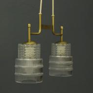 lampa sufitowa danish design dwie zarowki 6yu