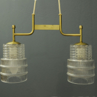 lampa sufitowa danish design dwie zarowki hoq
