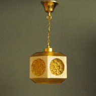 Lampa Sufitowa Danish Mid-Century Carl Fagerlund e (1)