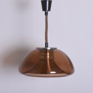 Lampa sufitowa, Herda, Holandia, lata 70 (1)