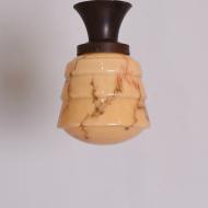 Lampa sufitowa, Zenith, Niemcy, lata 30 (1)