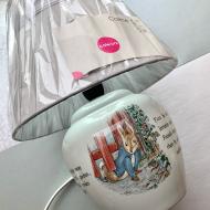 LAMPA WEDGWOOD BEATRIX POTTER