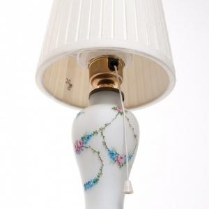 Lampka angielska malowana w kwiatowe girlandy-antyki-sosenko-krakow-5-780x780