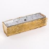 Lampy w formie złotych sztabek-antyki-sosenko-krakow-5-780x780