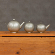 lavoraz peltro a mano tea set 1919-2(1)