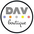 Logo DAV Boutique2.