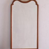 lustro szlifowane przedwojenne w ciekawej ramie (1)