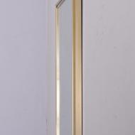 lustro złota czarna cienka ramka  (4)