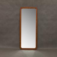 M. J. Spejle danish teak mirror-1