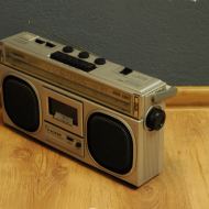 magnetofon silver 5i9