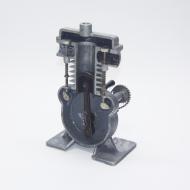 model silnika