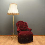 mosiezna lampa art deco 1