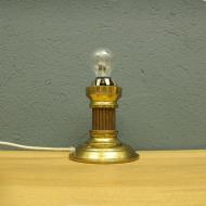 mosiezna lampa art deco  c