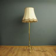 mosiezna lampa art deco n