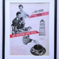 Nestle mleko kondensowane 1958