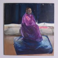 obraz baba kobieta w kocu (1)