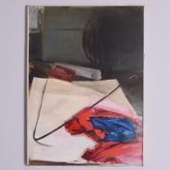 obraz czerwony biurko (1)