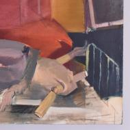 obraz robak krzesło (2)