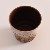 osłonka ceramiczna w centki beżowa (4)