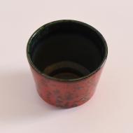 Osłonka na doniczkę, Es Keramik, Niemcy, lata 70 (3)