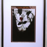 p031980 plakat Andrzeja Klimowskiego do filmu Romana Polańskiego Chinatown
