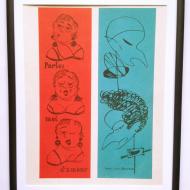 p101959 rysunki JeanLouisBarrault i LucienneBoyer