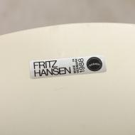 Pair of Fritz Hansen #7 chairs-10