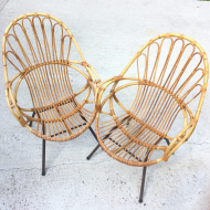 para foteli vintage franzo 1