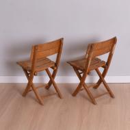 para krzesełek dziecięcych drewnianych (3)