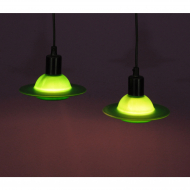Para Szklanych Lamp Verner Panton Danish Design fr