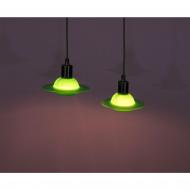 Para Szklanych Lamp Verner Panton Danish Design g