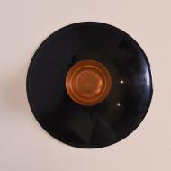patera miedziana emaliowana czarna (2)